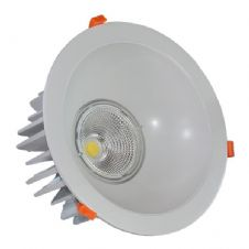 35W COB Downlight Round Adjustable